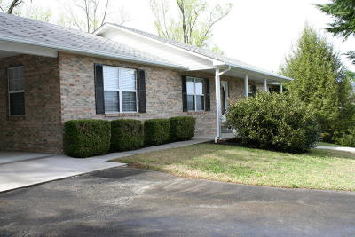 Blaine Single Family Home For Sale: 329 Rutledge Pike