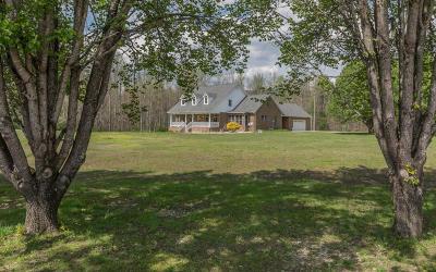 Oliver Springs Single Family Home For Sale: 142 Ward Lane