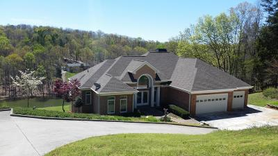 Single Family Home For Sale: 1001 Blackberry Ridge Rd