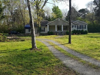 Anderson County Single Family Home For Sale: 112 Dogwood Lane