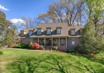 Knoxville Single Family Home For Sale: 5516 Heathrow Drive