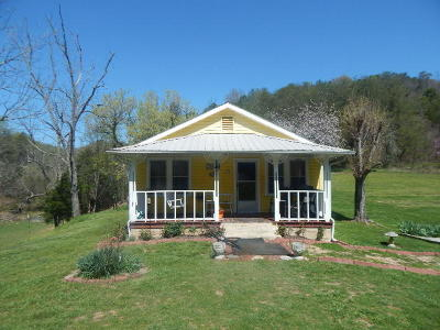 Thorn Hill Single Family Home For Sale: 2945 Broken Valley Rd