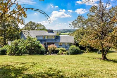Loudon Single Family Home For Sale: 1550 Scenic View