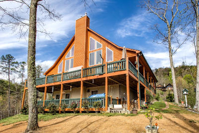 Sevierville Single Family Home For Sale: 2105 Memory Way
