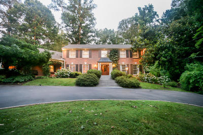 Knoxville Single Family Home For Sale: 8100 Osler Lane