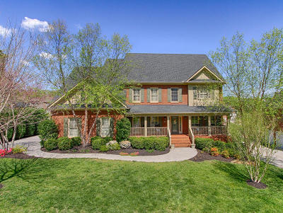 Knoxville Single Family Home For Sale: 1728 Redgrave Rd