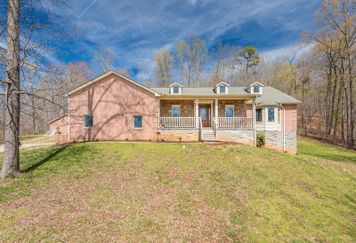 Lafollette Single Family Home For Sale: 970 Cove Pointe Rd