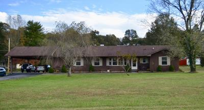 Cumberland Gap Single Family Home For Sale: 557 Providence Rd
