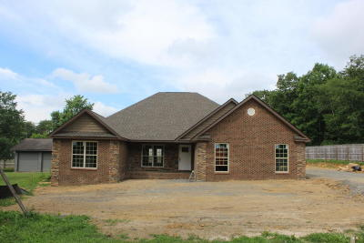 Maryville Single Family Home For Sale: 2011 Farris Rd