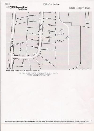 Residential Lots & Land For Sale: Lots 23&24 Jeri Dr