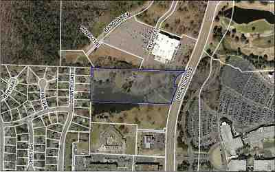 Residential Lots & Land For Sale: 3515 Hacks Cross