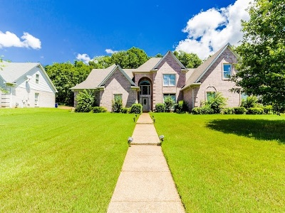 Lakeland Single Family Home For Sale: 4292 New Canada