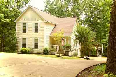 Savannah Single Family Home For Sale: 425 Anderson Hollow