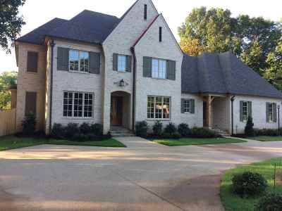 Memphis Single Family Home For Sale: 4969 Briarcliff