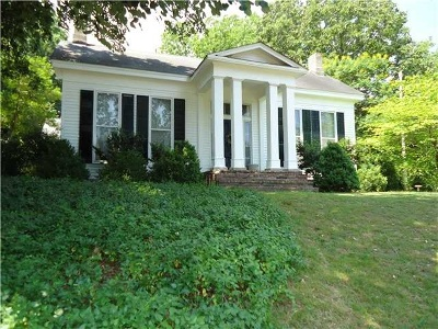 Holly Springs Single Family Home For Sale: 380 Van Dorn
