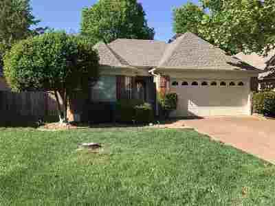 Cordova Single Family Home For Sale: 8930 Lake Springs