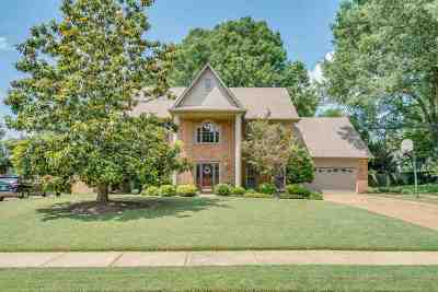 Collierville Single Family Home For Sale: 750 Autumn Winds