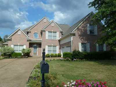 Lakeland Single Family Home For Sale: 3806 Piper Bay