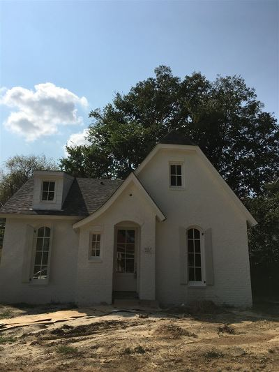 Cooper, Cooper Young Single Family Home For Sale: 937 Philadelphia