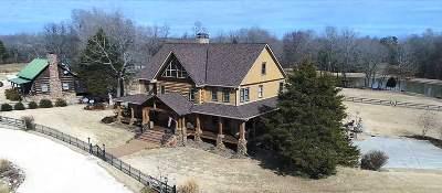 Hickory Valley Single Family Home For Sale: 7175 Van Buren