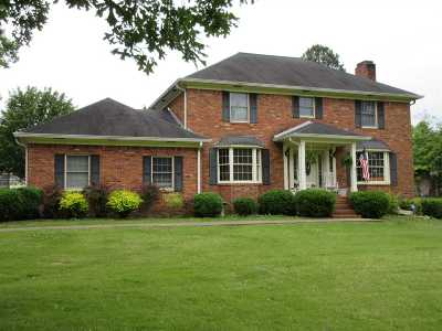 Savannah Single Family Home For Sale: 425 Northwood