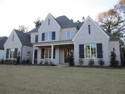 Collierville Single Family Home For Sale: 47 Addiegreen