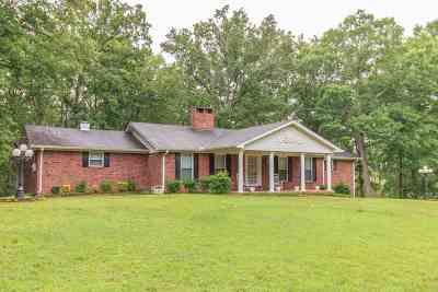 Selmer Single Family Home For Sale: 6303 Ramer Selmer