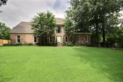 Collierville Single Family Home For Sale: 2985 N Green Fairway
