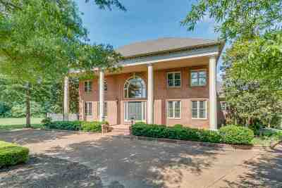 Collierville Single Family Home For Sale: 2449 Halle Ridge