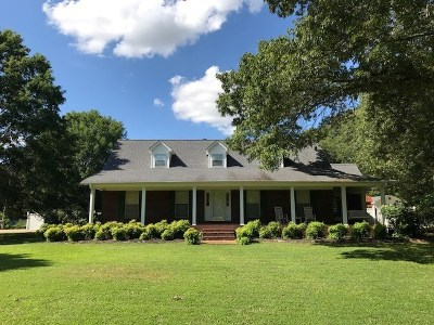 Savannah Single Family Home For Sale: 170 Rosewood