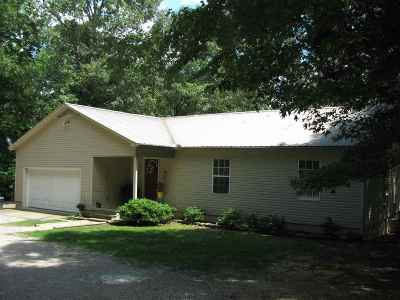 Adamsville Single Family Home For Sale: 1360 Old Union