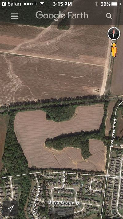 Lakeland Residential Lots & Land For Sale: 10114 Old Brownsville