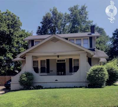 Cooper, Cooper Young Single Family Home For Sale: 2281 York