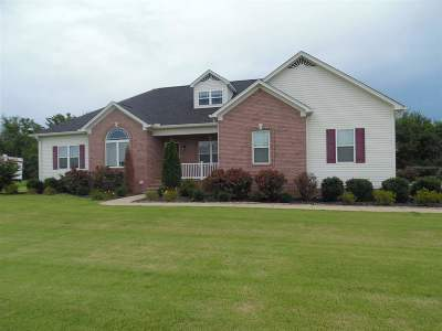 Adamsville Single Family Home For Sale: 180 Talledega