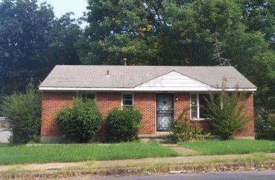 Memphis TN Single Family Home For Sale: $35,500