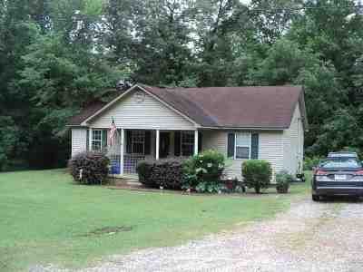 Selmer Single Family Home For Sale: 120 Hide Away