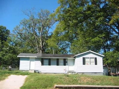 Covington Single Family Home For Sale: 431 N College