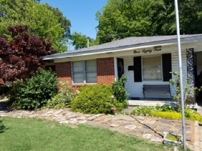Memphis TN Single Family Home For Sale: $81,000