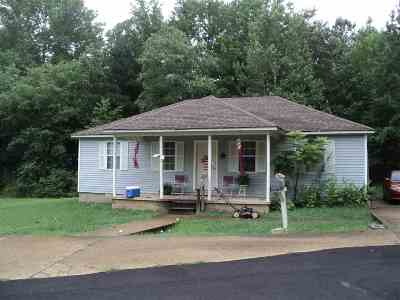 Selmer Single Family Home For Sale: 132 Hideaway