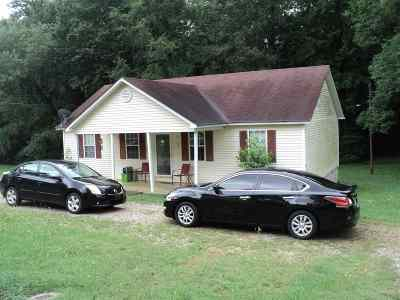 Selmer Single Family Home For Sale: 104 Hideaway