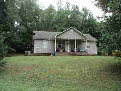 Selmer Single Family Home For Sale: 125 Hideaway
