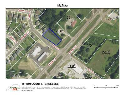 Munford Residential Lots & Land For Sale: HWY 51 S