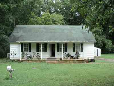 Selmer Single Family Home For Sale: 145 Hideaway