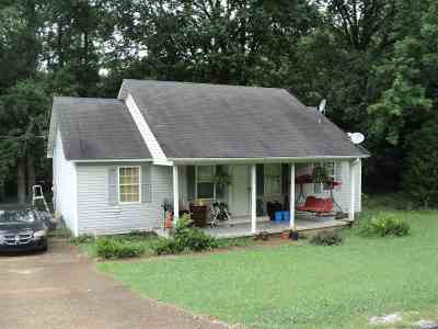 Selmer Single Family Home For Sale: 112 Hideaway