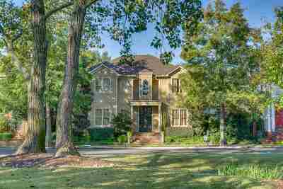 Memphis Single Family Home For Sale: 865 Harbor Bend