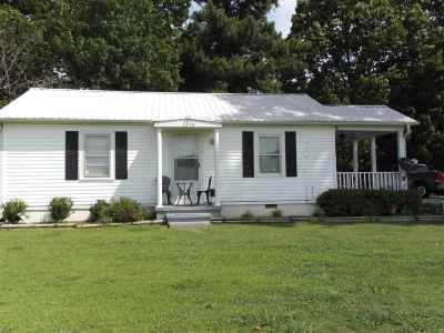 Tipton County Single Family Home For Sale: 2998 59