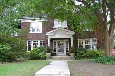 Memphis Single Family Home For Sale: 1497 Vance