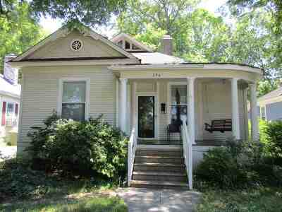 Single Family Home Sold: 296 N Watkins