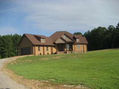 Morris Chapel Single Family Home For Sale: 31185 Hwy 69