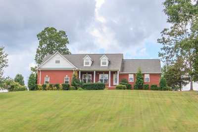 Selmer Single Family Home For Sale: 33 Fairway